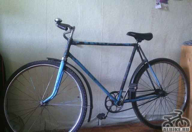 Велосипед хвз Украина 64