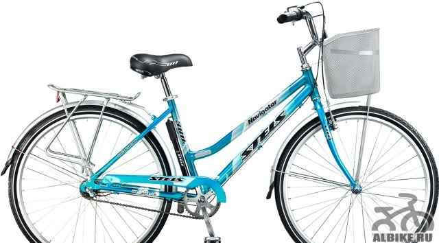 Велосипед стелс навигатор 350 lady