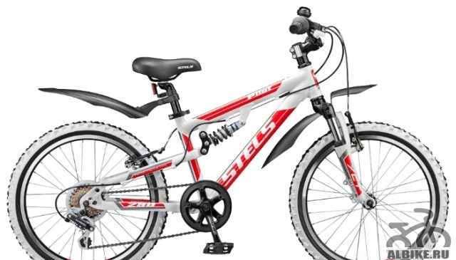 Детский горный велосипед Стелс Пилот 290