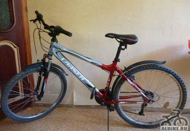 Продам горный велосипед в хорошем состоянии