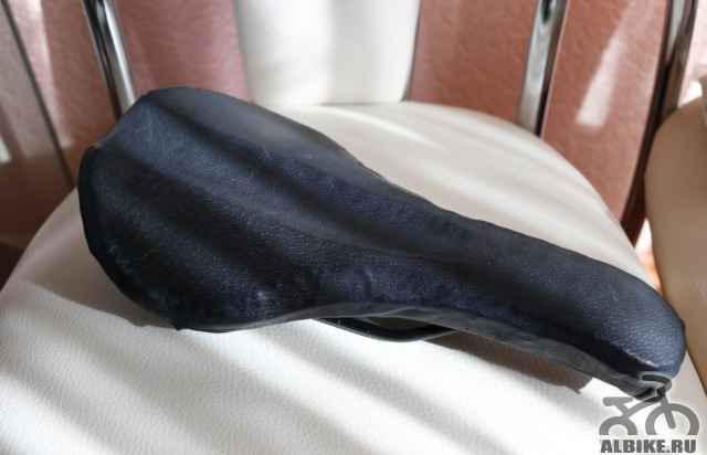 Седло стоковое, переделанное. Hand made