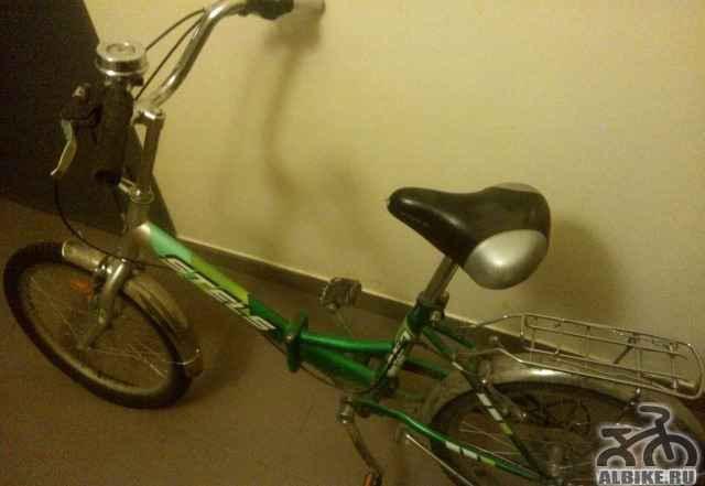 Велосипед подростковый Стелс Пилот 450