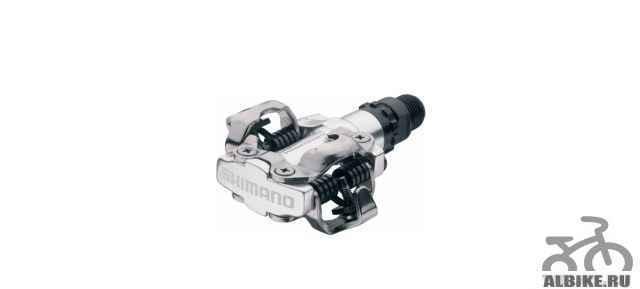 Контактные педали Shimano M-520