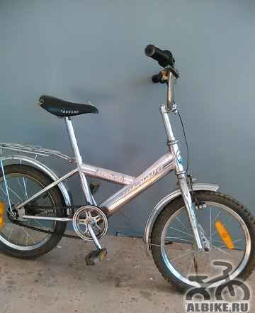 Детский велосипед для мальчика 3 - 6 лет