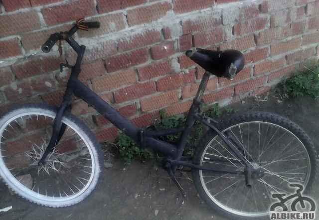 Велопед стелс