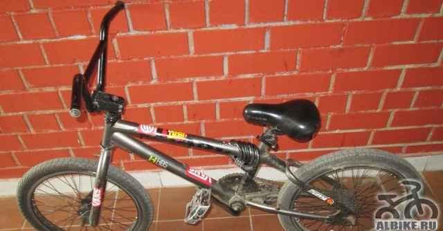 BMX + Самокат