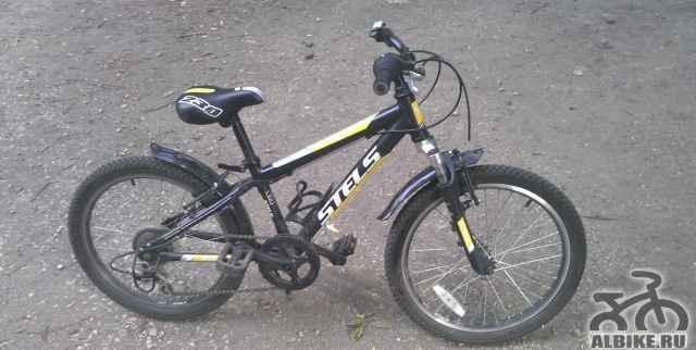 Велосипед детский горный стелс пилот 230 boy