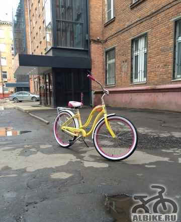 Велосипед schwinn Старлет новый