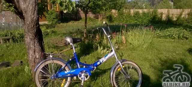 Подростковый велосипед стелс Пилот 310