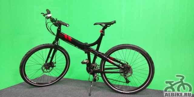Складной велосипед Tern Joe P24