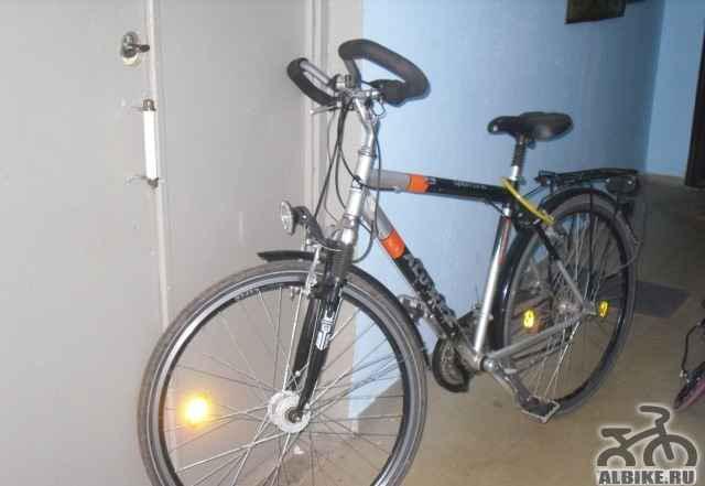 Велосипед Alu-Rex Спорт line