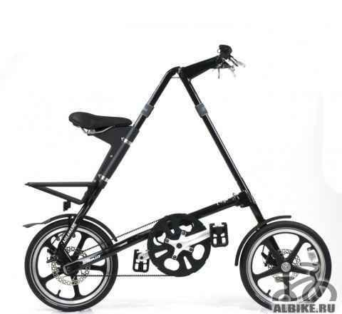 Складной велосипед, аналог Strida, Стрида