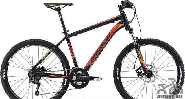 Новый велосипед Merida Big Nine 300 (2014 год)