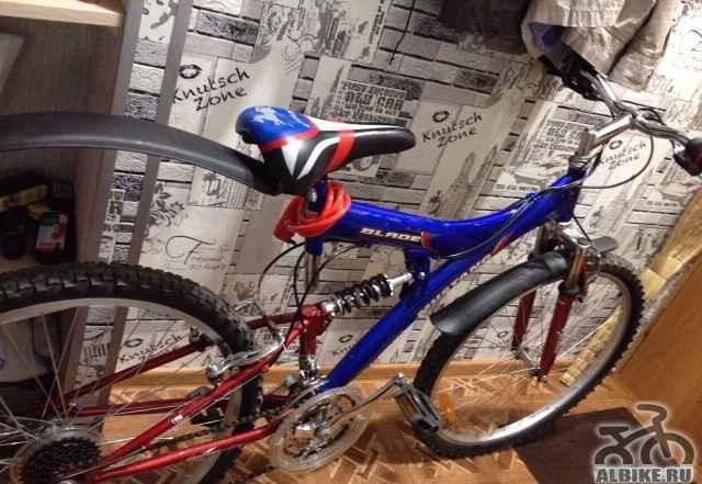 Велосипед Мустанг Блейд