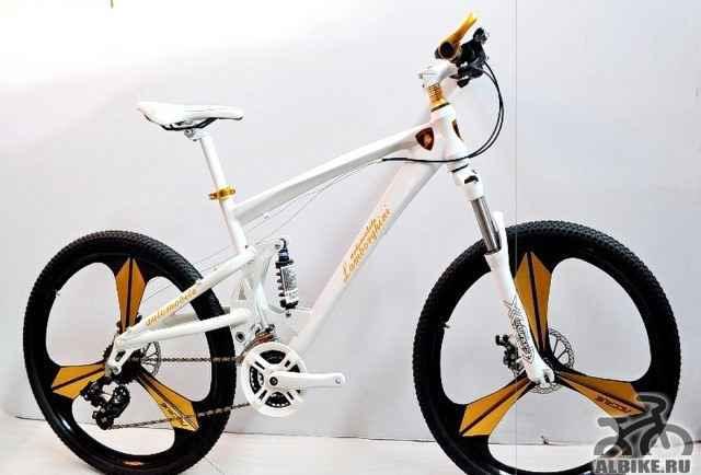 Велосипед на литых дисках Ламборгини Q2