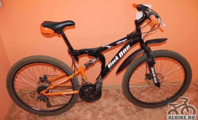 Продам велосипед блак ONE Totem b1
