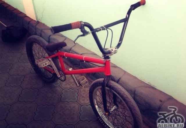 Велосипед в идельном состоянии