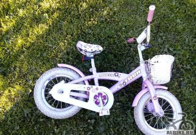 Детский велосипед от 3х лет