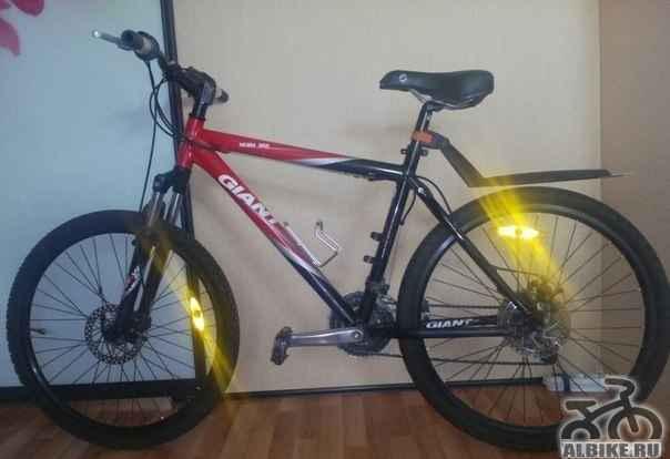 """Велосипед Giant Сиерра Disc 26"""""""