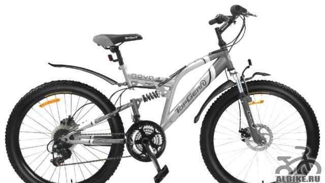 Велосипед Top Гир Нова 226