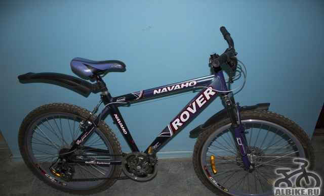 Продам горный велосипед Ровер Navaho
