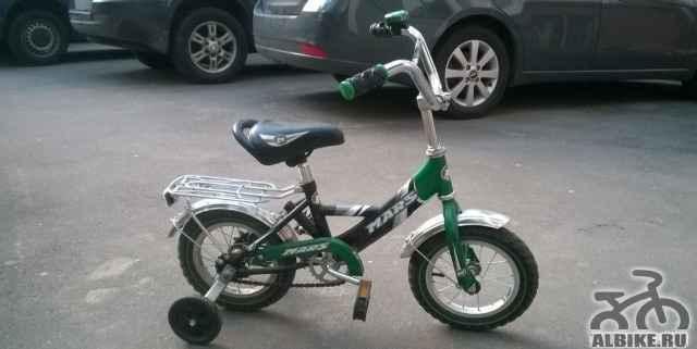 Детский велосипед mars