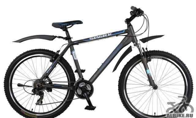 Горный велосипед Стингер Спарк XRV, алюминий, 21ск
