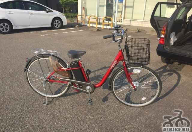 Электровелосипед Японский JSL