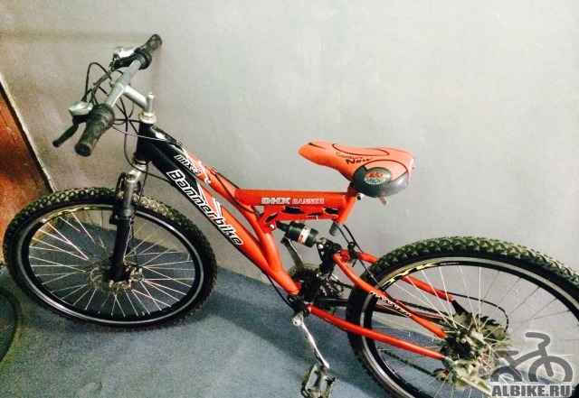 Горный взрослый велосипед