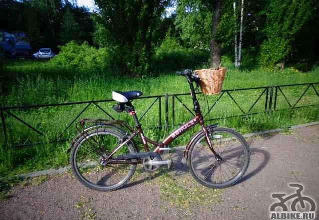 Складной велосипед Shulz Krabi