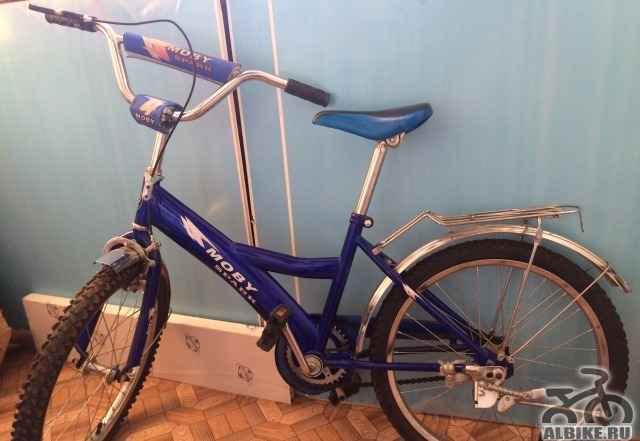 Велосипед школьный