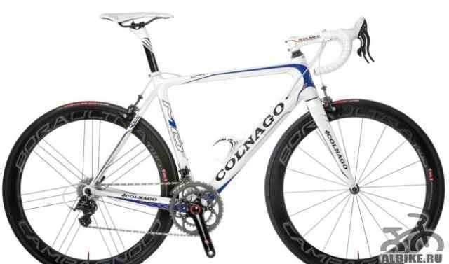 Colnago M10-карбоновый шоссейник, новый