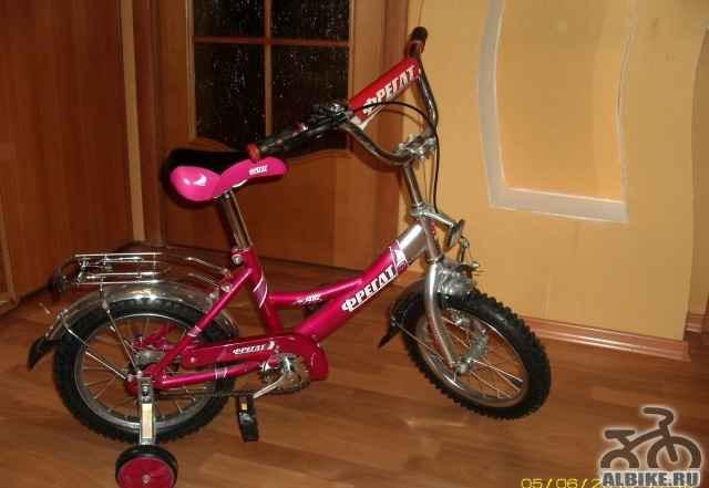 Детский велосипед с 2 лет. Отличное состояние - Фото #1