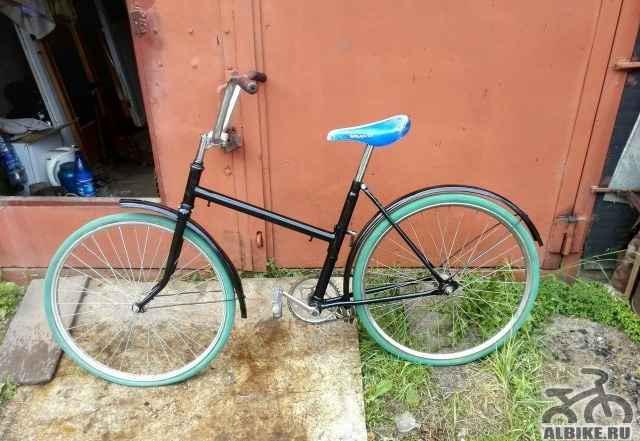 Велосипед Vairas Rambynas