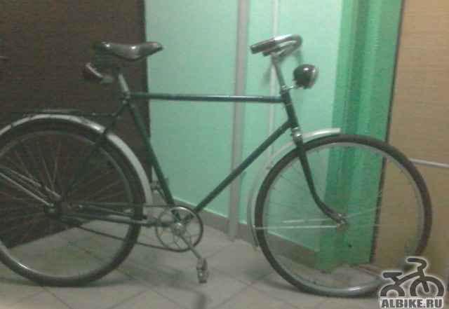 Велосипед марки зис гост 1952