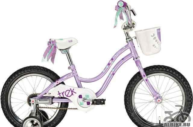 Детский велосипед. трек mystic 16