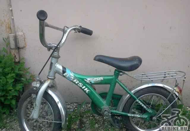 Велосипед для юных крутышек