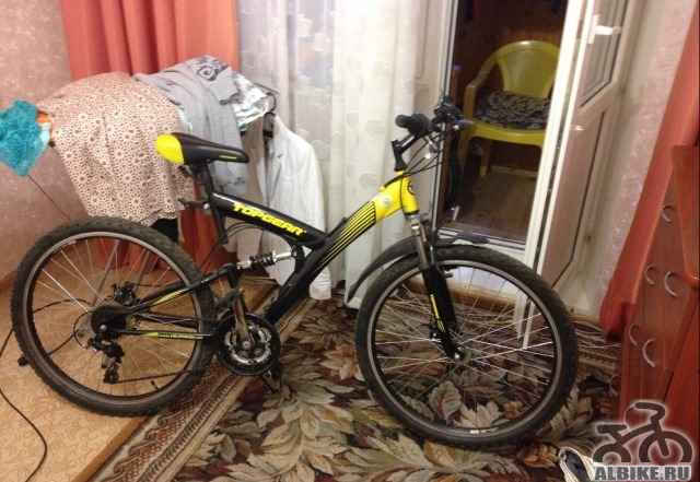 Велосипед горный top гир