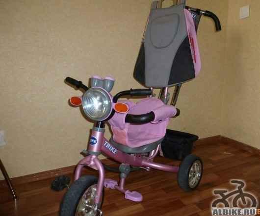 Trike трехколесный