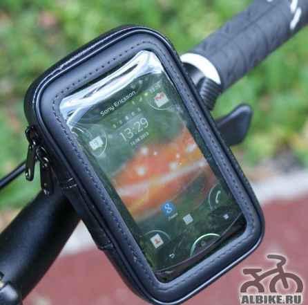 Велосипедный держатель iPhone, смартфона, телефона