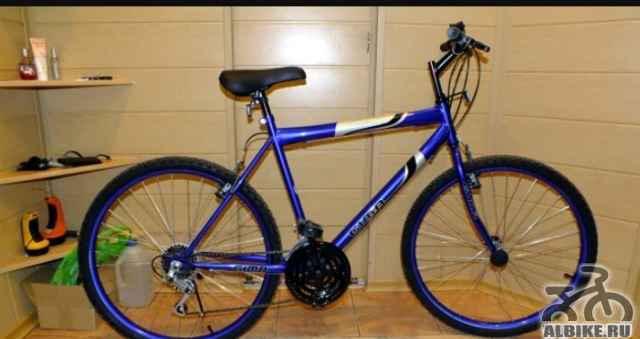 Велосипед 18скоростей взрослый