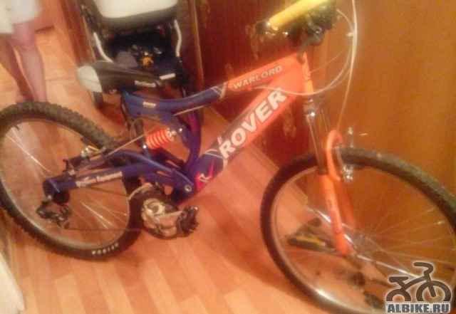 Горный велосипед ровер