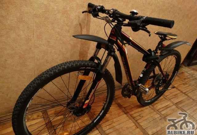 Велосипед Merida Big Nine 300 (2014)