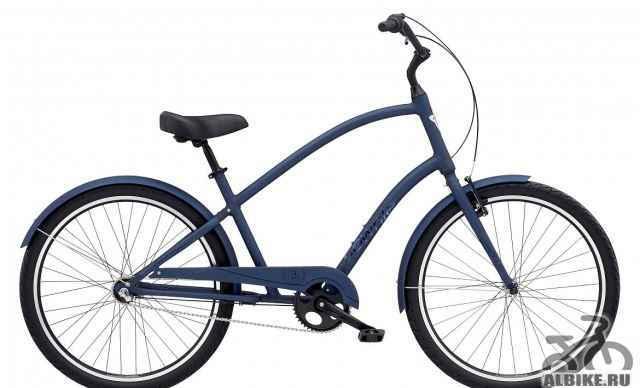 Велосипед электра townie оригинал