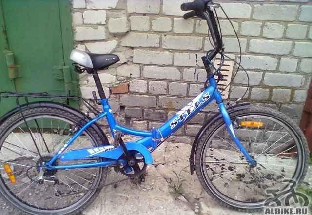 Продаю велосипед раскладной