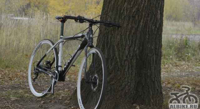 Bелосипед на раме kross level A10
