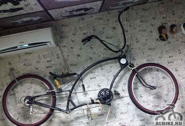 Велосипед Lowrider