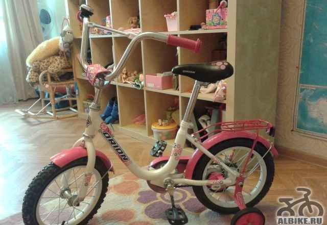 Велосипед детский орион для девочки