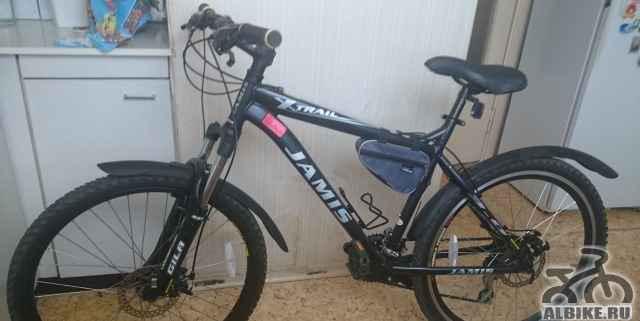 Горный велосипед james