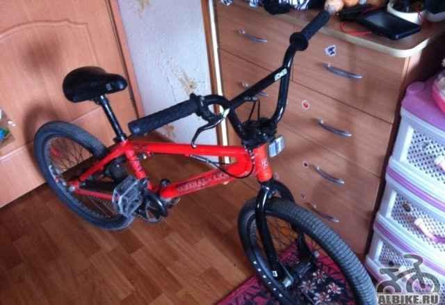 BMX DK Генерал Lee